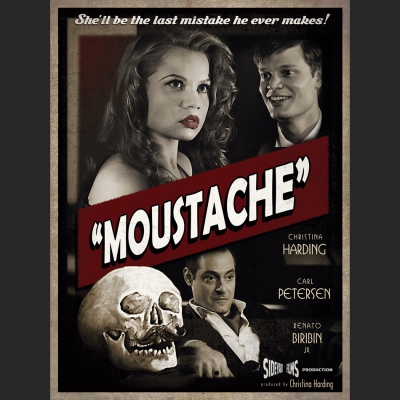 Moustache Movie Poster